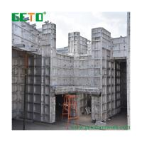 China Hot Sale Construction Building Materials Aluminium Alloy Adjustable Column Formwork System Malaysia/formwork aluminum wholesale