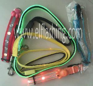 China LED Lighting Dog Collar wholesale