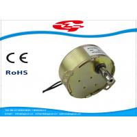 China TYC50 3W AC Synchronous Electric Motor CW/CCW Rotation With 50/60hz Frequency wholesale