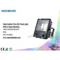 China Custom 150W  High Wattage Led Flood Lights Efficient Lens Exhibition halls, Gas station, ect wholesale
