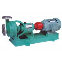 China Horizontal Single Stage Centrifugal Pump For Wastewater Treatment / Construction Engineering on sale