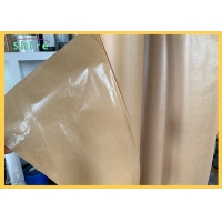 China Waterproof 50g/M² Surface Protection Paper Plastic Sheet Surface Protect on sale
