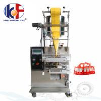 China KEFAI Factory price four side seal shampoo packing machine wholesale
