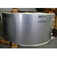 China Thickness 0.2mm - 25mm Hot Rolled Steel Coil / Polished Stainless Steel Strips wholesale