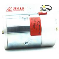 China 60 Volt Hydraulic DC Motor 2000W CW Rotation 6N.M Torque For Forklift wholesale
