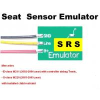 China Professional SRS1 Mercedes Seat Sensor Emulator , Mercedes Car Repair Troubleshooting Tool wholesale