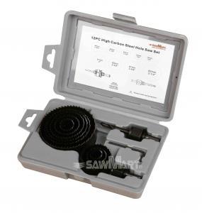 China SawMart Tools 12-piece Hole Saw Set wholesale