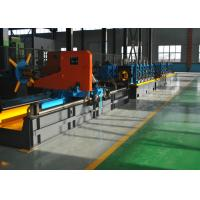 China Fully Automatic Seamless Pipe Milling Machine , Welded Pipe Mill HG76 wholesale