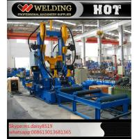 China Assembly Welding Straightening H Beam Welding Line 3 In 1 High Efficiency for Industrial wholesale