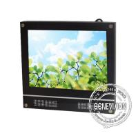 China SD card or USB Digital Advertising Screen , 15 inch wall Mount wholesale
