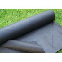 China Virgin PP Spunbond Non Woven Weed Control Fabric / Garden Weed Barrier Cloth wholesale