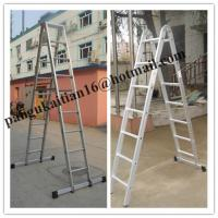 China Aluminium ladder&household ladder,Aluminium Step ladder folding ladder wholesale