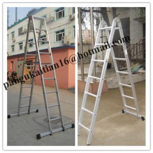 Quality Super light folding ladder&Aluminium ladder for sale