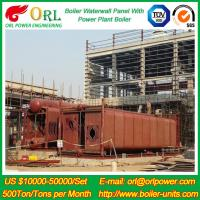 China Biomass Boiler Water Wall Panels ASTM For 230M Petroleum Boiler Metallurgical Industry wholesale