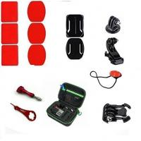 China Action Camera Accessories , Sport Camera Kit for GoPro 4 , 3 , 2 , 1 wholesale
