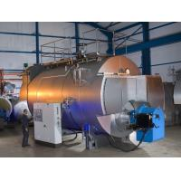 China Combustion 10 Ton Gas Fired Steam Boiler With Stainless Steel Plate wholesale