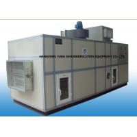 China Energy Saving Desiccant Wheel Dehumidifier with Air Conditioning System wholesale