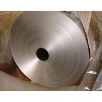 China Container prelubricated aluminium foil roll 8006 H24 food contact standard wholesale