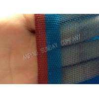 China High Density Wire Mesh Insect Screen , Anti Hail Nylon Mesh Screen Roll 3 * 50m wholesale