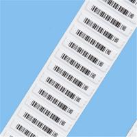Buy cheap QIDA for cosmetics alarming system Insert label from wholesalers