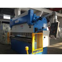 China Automatic DA41 NC Hydraulic Press Brake Machine With LCD display wholesale