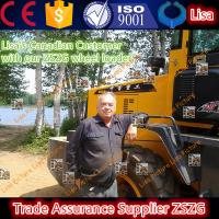 China ZL36, 3ton wheel loader, popular in Canadian market wholesale