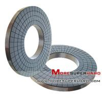 China Ceramic bond diamond & CBN grinding wheel  CBN grinding disc  internal grinding wheel  gina@moresuperhard.com on sale