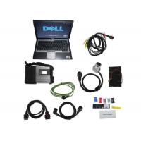 Quality MB Star C5 Compact Mercedes Star Diagnostic Tool With Dell D630 Laptop For Cars for sale