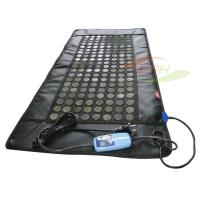 China China 110*50cm thermal fir therapy infrared electric jade massage mattress wholesale