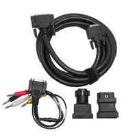 Quality MB Star Compact 4  Mercedes Diagnostic tool with IBM T30 2014/9 Version Multi language Support for sale