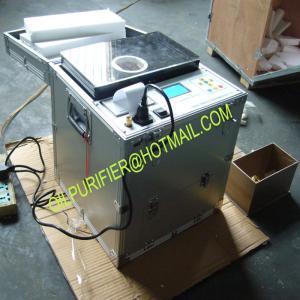 China transformer oil tester meets IEC-156, IS6792, ASTM D 877, ASTM D 1816, UNE 21 wholesale