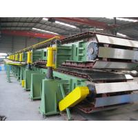 China Automatic PU Sandwich Panel Production Line , Polyurethane Sandwich Panel Making Line wholesale