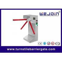 China Library Pedentrian Barrier Tripod Three arms Turnstile Security Gate on sale