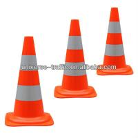 China high quality unbreakable traffic cone wholesale