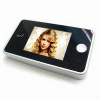 China Digital Door Viewer,Peephole Viewer,2.8-inch LCD,Easy to Change Batteries without Disassemble wholesale