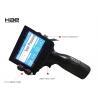 China EBS 250 Handjet Handheld Inkjet Printer / EBS Hand Jet Portal Printer wholesale