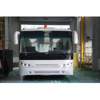 China 4 Stroke Diesel Engine Airport Coach , 102 Passenger Airport Shuttle Bus wholesale