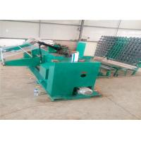 China Poultry Farms Hhexagonal Wire Netting Machine , Wire Mesh Knitting Machines wholesale