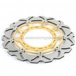 China 320mm Durable Wave Floating Motorcycle Brake Discs for Yamaha XT600X wholesale