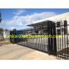 China Automatic Sliding Steel Gate wholesale