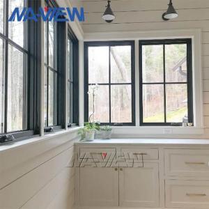 China Modern Custom Aluminium Single Hung Double Pane Windows wholesale