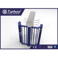 China Intelligent CE Approved Full Height Turnstile Gate / Turnstile Security Systems wholesale