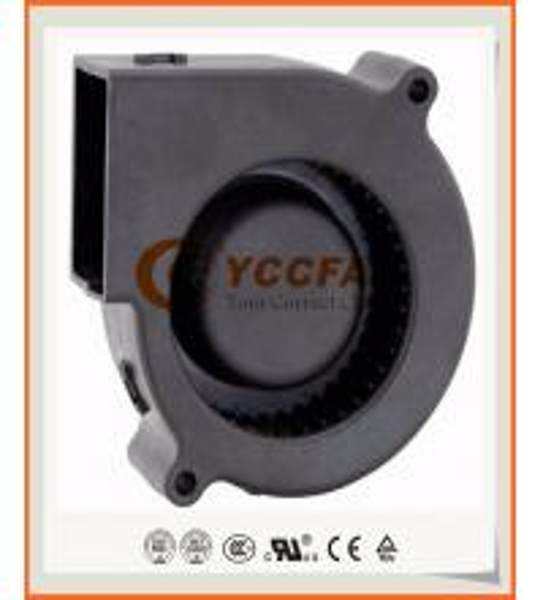 ON SALE 7530 75x75x30mm 12V DC Low Cost Mini Centrifugal Blower Fan