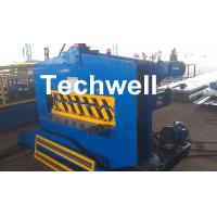 China CE Approved Cold Roll Forming Machine , Metal Roof Bending Machine With Adjustable Speed wholesale