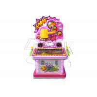 China Arcade Hitting Game Machine Little Magic Hammer Coin Pull Game Machine for Sale on sale