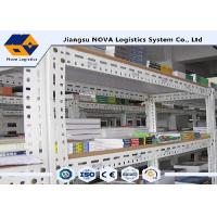 Easy Install Combination Light Duty Storage Rack With Slotted Angle 100kg - 120kg / Layer