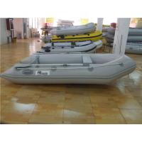 China Damage Resistance Inflatable Water Games PVC Inflatable Boat Fishing Raft 3 Person Kaya wholesale