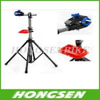 China New designed telescoping bike repair rack/stand/shelf with firm structure wholesale