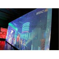 China Advertising SMD P3 HD Indoor LED Video Walls Full Color 192mm x 192mm LED Display Module 1R1G1B Programmable LED Sign wholesale