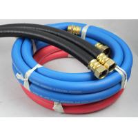 China Red 5/8 Water Hose Flexible Rubber Water Hose ( Work Pressure 10 /20 Bar ) wholesale
